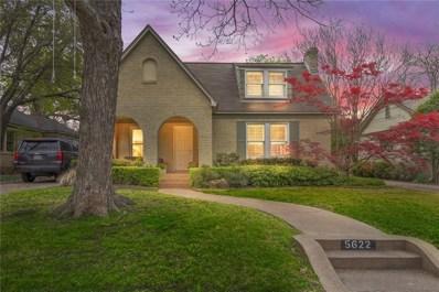 5622 Merrimac Avenue, Dallas, TX 75206 - #: 14084968