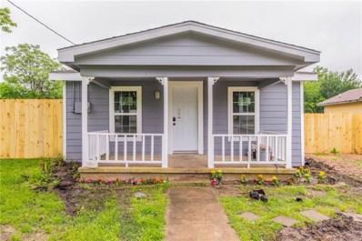 511 W Lake Street W, Krum, TX 76249 - #: 14087950