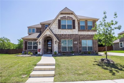 406 Caymus Street, Kennedale, TX 76060 - #: 14090278