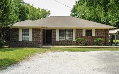 521 W Lloyd Street W, Krum, TX 76249 - #: 14091633