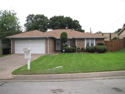 1627 Terrace Street, Arlington, TX 76012 - #: 14093115