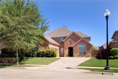 4805 McBreyer Place, Fort Worth, TX 76244 - #: 14093579
