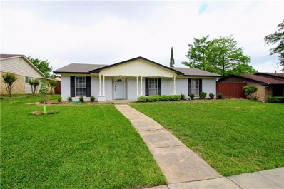 1621 Woodlawn Parkway, Mesquite, TX 75149 - #: 14093784