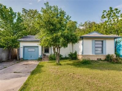 1004 Cordell Street, Denton, TX 76201 - #: 14094102