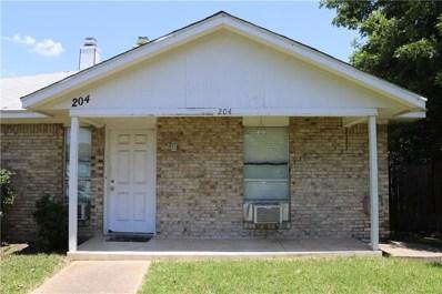 204 Matt Place, Grand Prairie, TX 75051 - #: 14094294