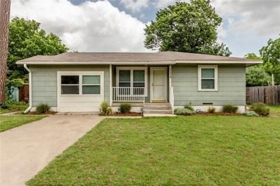 1509 Creek Avenue, Denton, TX 76209 - #: 14095600
