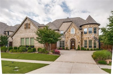 4151 Castle Bank Lane, Frisco, TX 75033 - #: 14096667