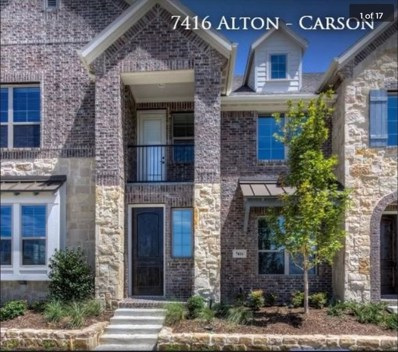 7416 Alton Drive, McKinney, TX 75070 - #: 14096932