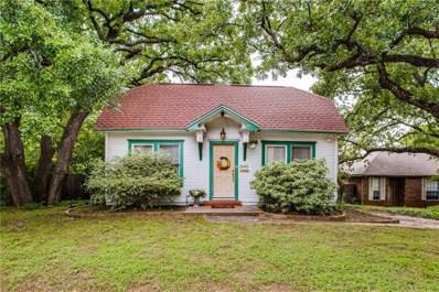 2601 N Locust Street N, Denton, TX 76209 - #: 14097159