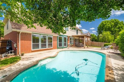 4180 Hallmont Drive, Grapevine, TX 76051 - #: 14097438