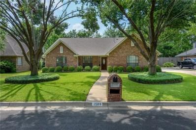 1509 Wellington Drive, Denton, TX 76209 - #: 14100458