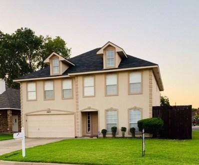 8433 Ruthette Drive, North Richland Hills, TX 76182 - #: 14100741
