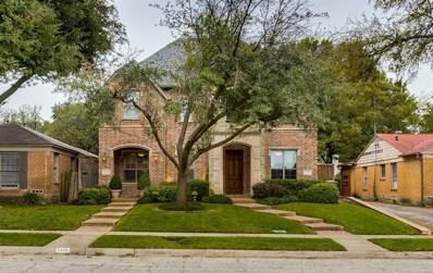 5418 Martel Avenue, Dallas, TX 75206 - #: 14101305