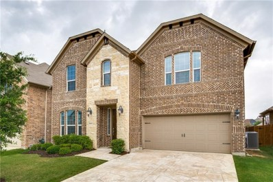 2341 Fountain Gate Drive, Little Elm, TX 75068 - #: 14101616