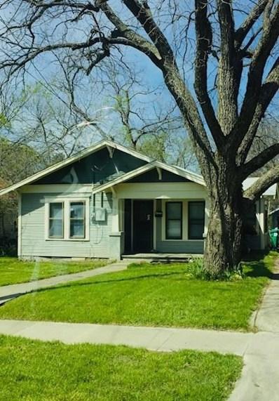 914 Haynes Street, Denton, TX 76201 - #: 14106645