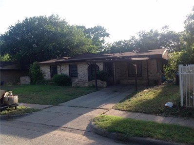 3712 S Hughes Avenue, Fort Worth, TX 76119 - #: 14114612