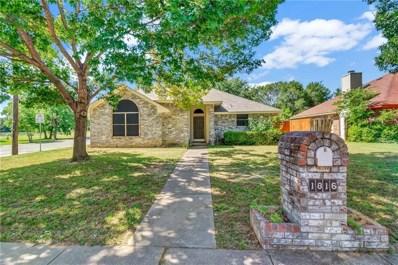 1816 Audra Lane, Denton, TX 76209 - #: 14116263