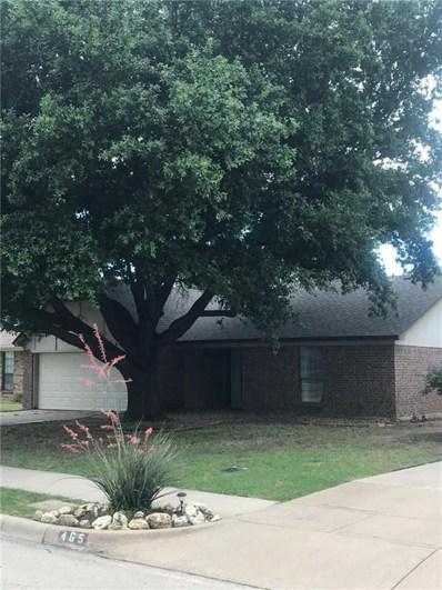 457 Hovenkamp Street, Keller, TX 76248 - #: 14117691