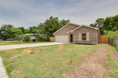 3701 San Rose Drive, Fort Worth, TX 76119 - #: 14118554