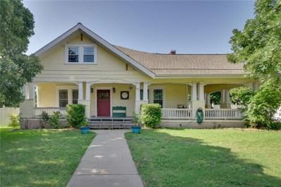 209 E Davis Avenue, Alvarado, TX 76009 - #: 14121562