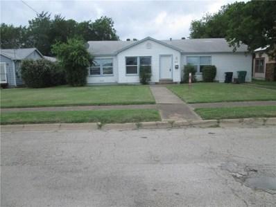 509 Bolivar Street, Denton, TX 76201 - #: 14122682