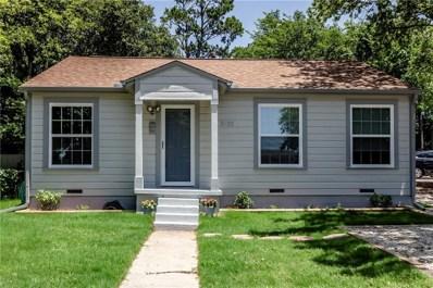 2422 N Elm Street N, Denton, TX 76201 - #: 14125986
