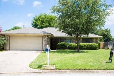 6805 Ridgetop Road, North Richland Hills, TX 76182 - #: 14127092