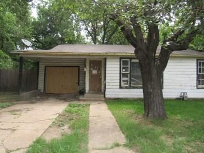 518 Sabine Avenue, Cleburne, TX 76031 - #: 14129435