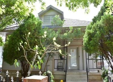 1808 S Adams, Fort Worth, TX 76110 - MLS#: 14133449