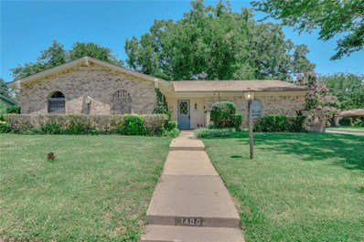 1400 Linwood Lane, Edgecliff Village, TX 76134 - #: 14134092