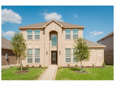 127 Parks Branch Road, Red Oak, TX 75154 - #: 14138458