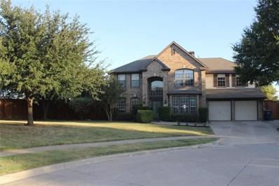 3701 Whitefish Lake Drive, Frisco, TX 75035 - #: 14145548