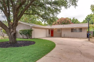 2427 Foxcroft Circle, Denton, TX 76209 - #: 14152975