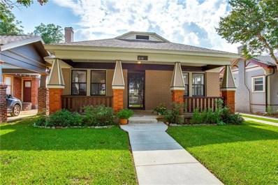 614 N Windomere Avenue, Dallas, TX 75208 - #: 14157117