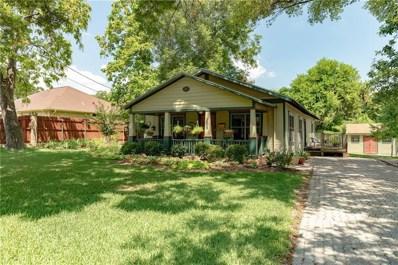 704 W College Street W, Grapevine, TX 76051 - #: 14157861