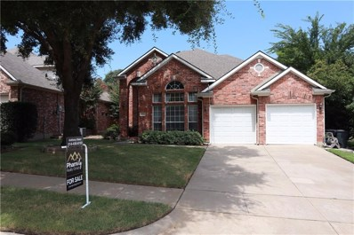 1512 Knoll Ridge Circle, Corinth, TX 76210 - #: 14157927
