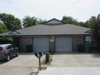 329 Casie Court, Denton, TX 76207 - #: 14158522
