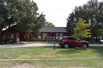 337 W McCart Street W, Krum, TX 76249 - #: 14161996