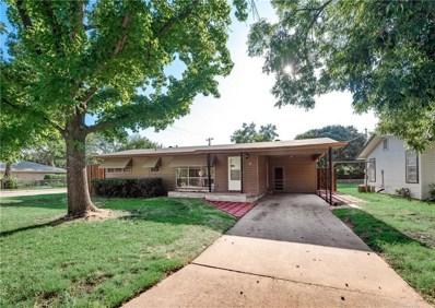 801 Mulkey Lane, Denton, TX 76209 - #: 14162593