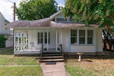 921 W Oak Street W, Denton, TX 76201 - #: 14162737