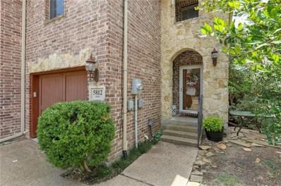 5812 Lewis Street, Dallas, TX 75206 - #: 14163669