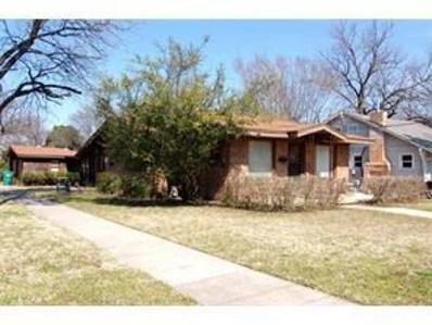 918 Egan Street, Denton, TX 76201 - #: 14165294