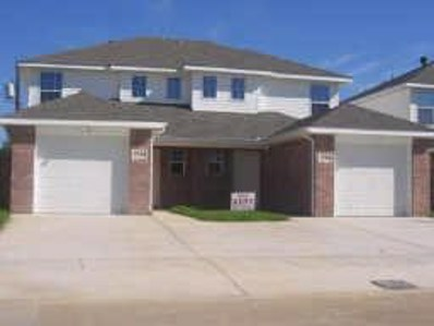 1253 Village Garden Drive, Azle, TX 76020 - #: 14167036
