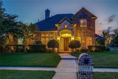 8213 Thornbush, North Richland Hills, TX 76182 - #: 14173735