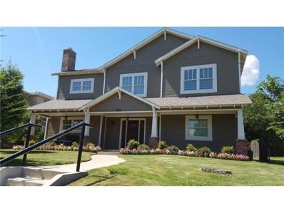 1026 W Hickory Street W, Denton, TX 76201 - #: 14175692