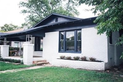 1233 Lowe Street, Fort Worth, TX 76110 - #: 14176563