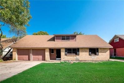 1103 Rosewood Lane, Arlington, TX 76010 - #: 14177019