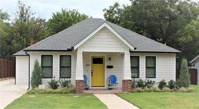 317 E Franklin Street E, Grapevine, TX 76051 - #: 14179388