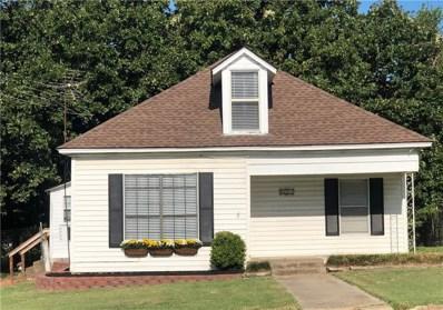 401 W Britton Street W, Krum, TX 76249 - #: 14181096