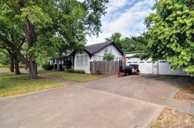 101 Bellevue Drive, Cleburne, TX 76033 - #: 14186491
